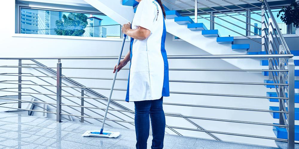 Gebäudereinigung  Reinigungsfirma: Gebäudereinigung & Reinigungsservice - TopRein
